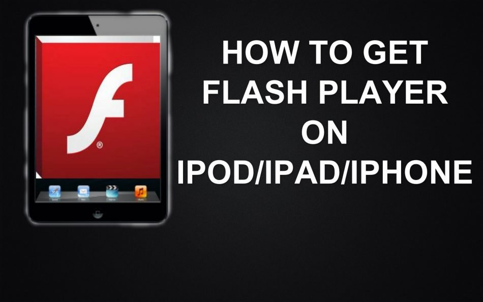 Adobe flash player for iPad