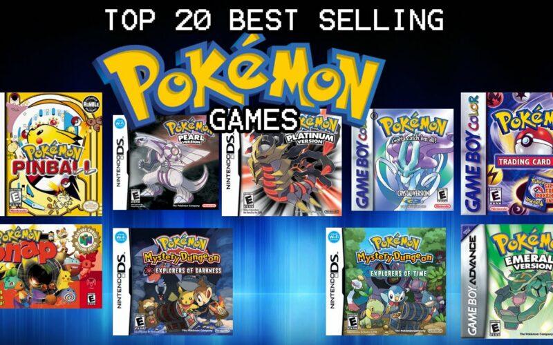 Best Pokemon Games