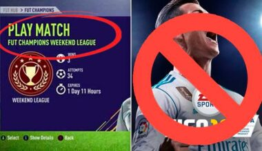 Boycott FIFA Black Friday