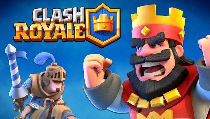Clash Royale Gold Rush