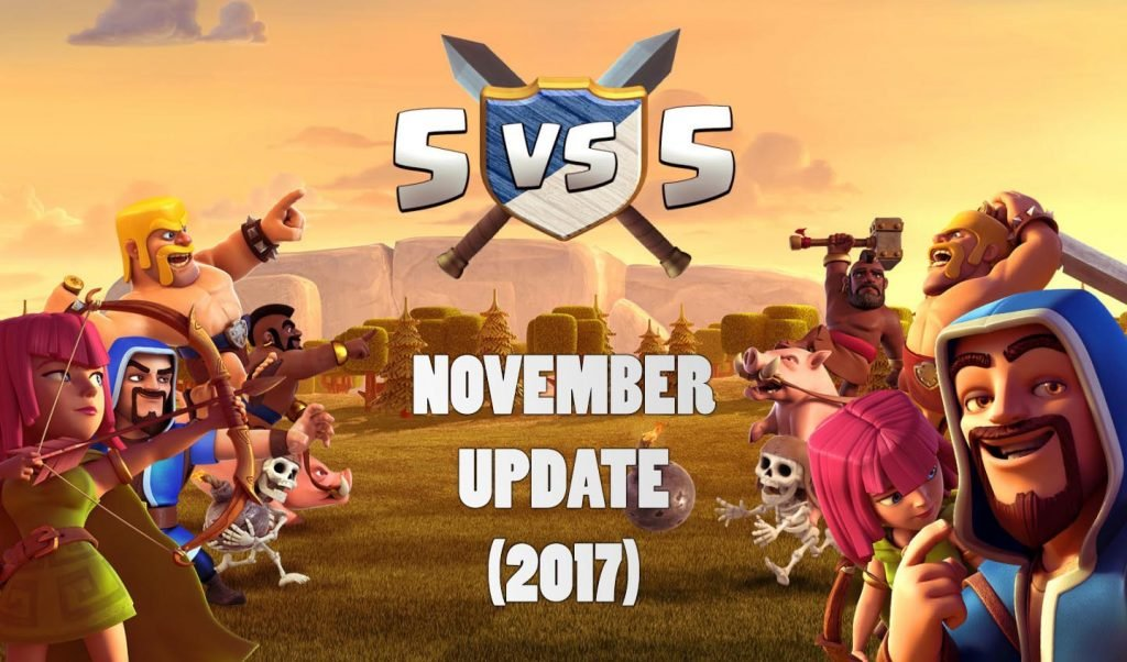 Clash of Clans Latest Update