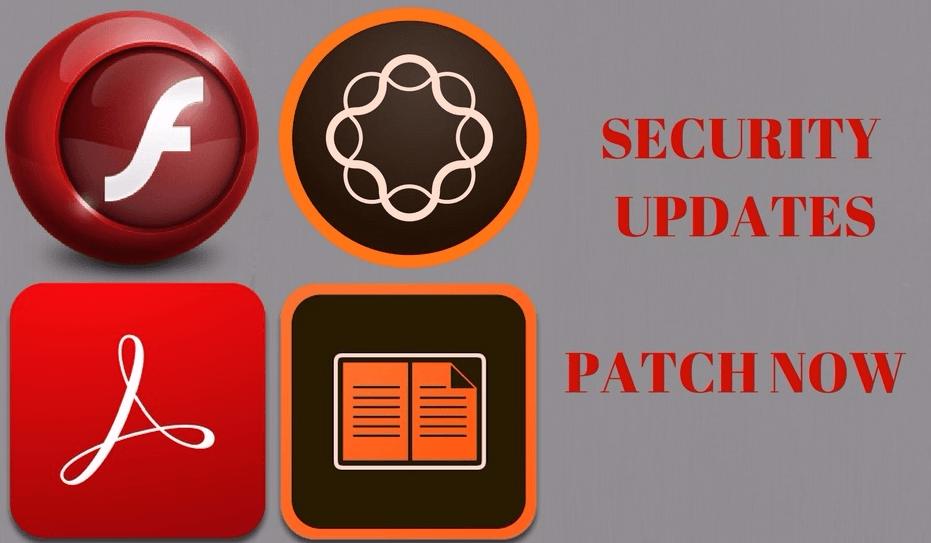 Microsoft Security Patch Adobe