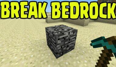 Minecraft Bedrock Update Version 1.2.5