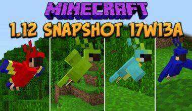 Minecraft Snapshot 1.12