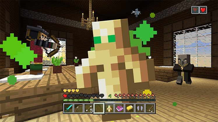 The Most Important Minecraft Updates Have Been Delayed to 2018