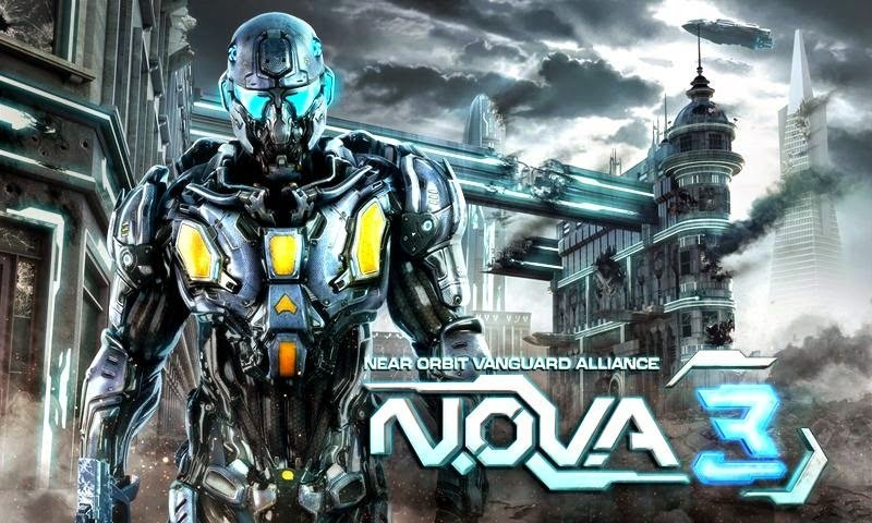 NOVA 3 APK Freedom Edition