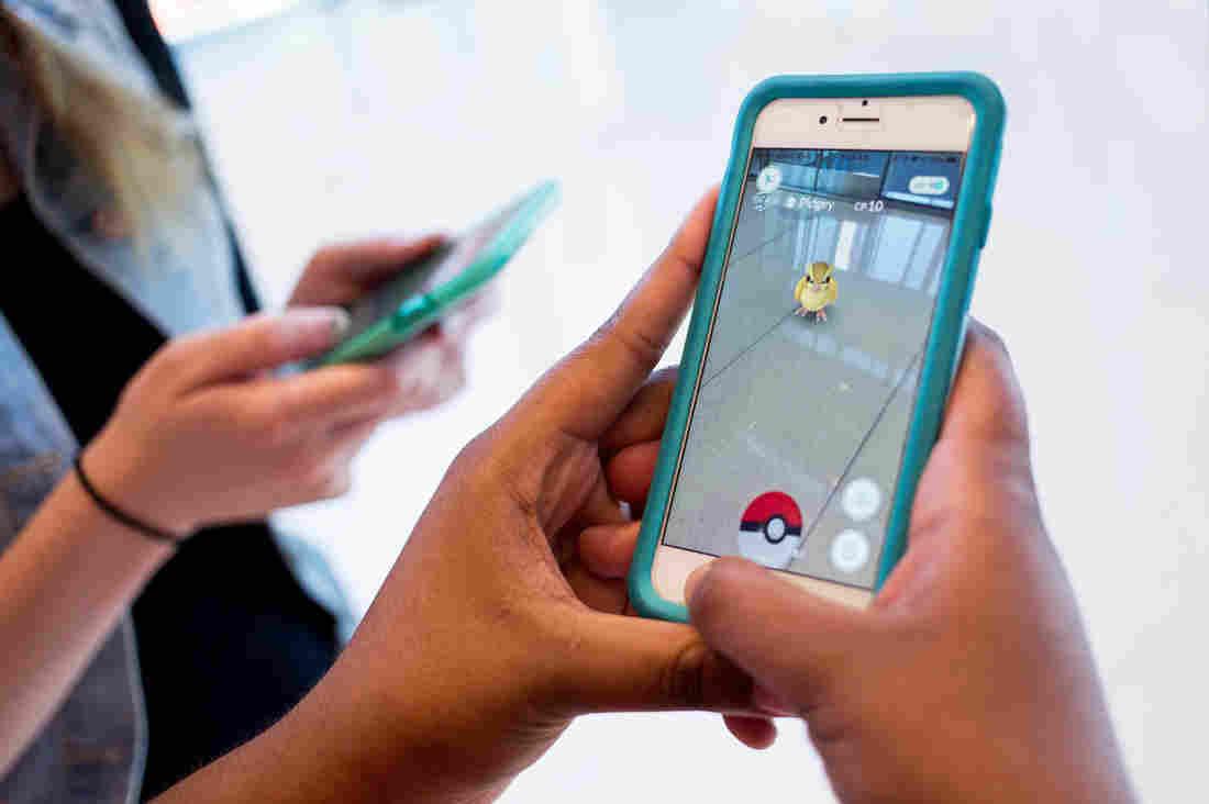 Pokemon GO for Mobile app