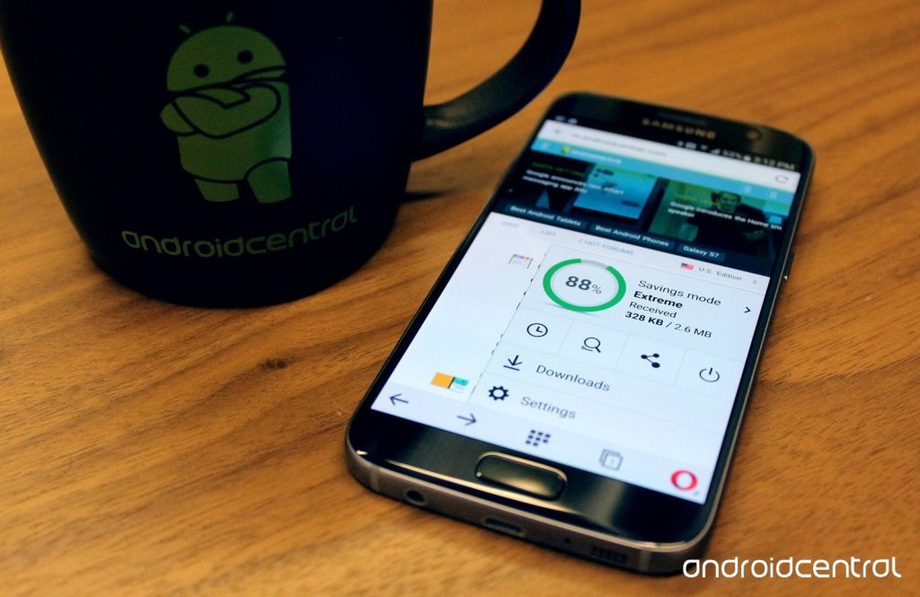 Samsung Galaxy S7 Android