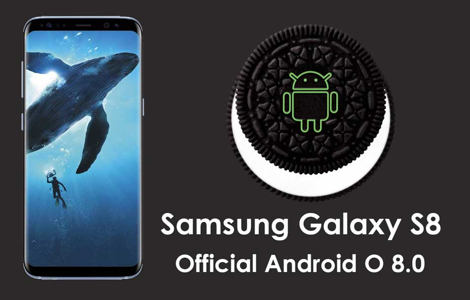 Samsung Android Oreo Update