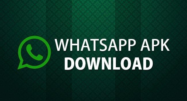 WhatsApp APK install