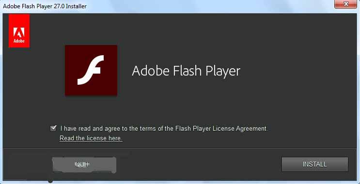 Adobe Flash Player Download Version 27.0.0.183