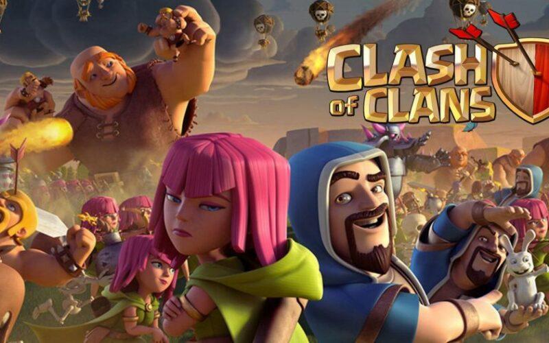 Clash Of Clans APK Update