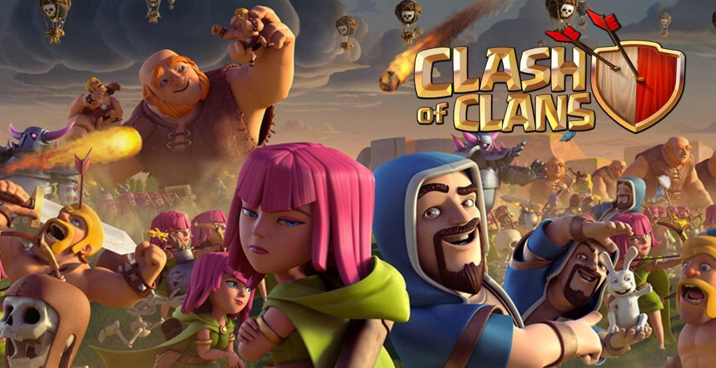 Clash Of Clans APK Update