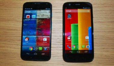 Moto G Phones Android