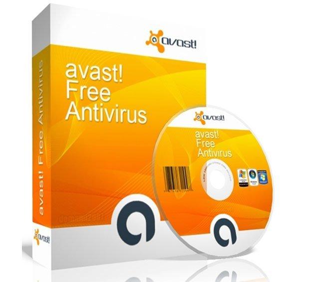 free antivirus Avast