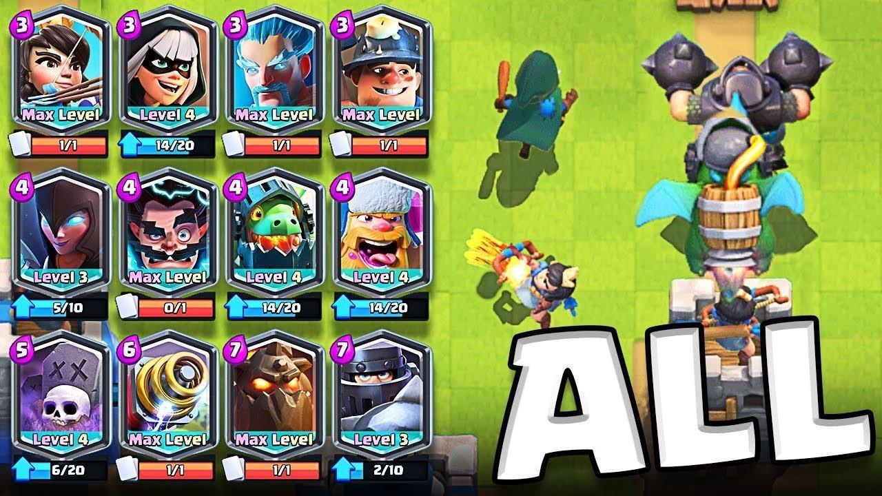 Clash Royale Overview