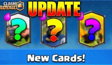 Clash Royale updates