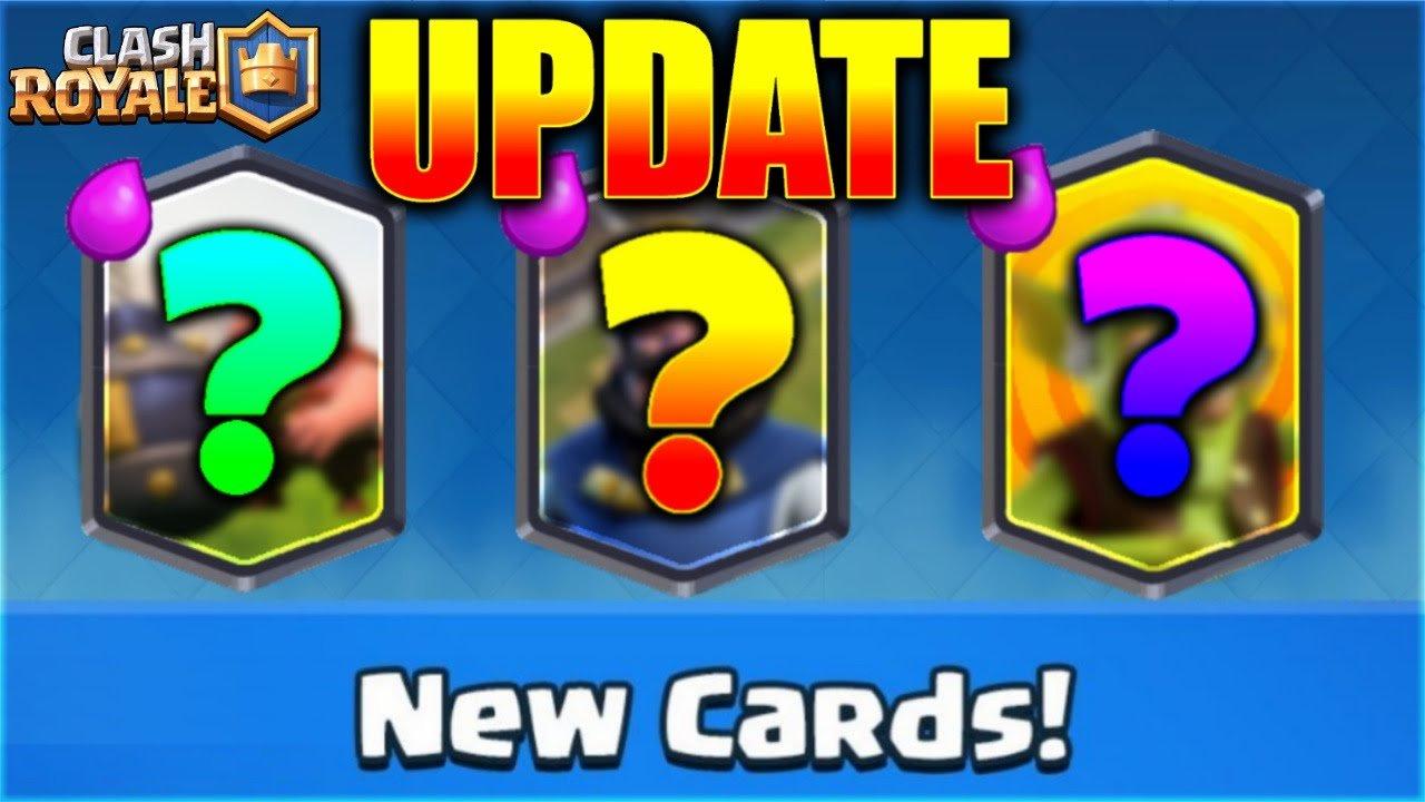Clash Royale updates