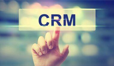 Customer Relationship Management -CRM