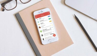 Gmail update for iOS