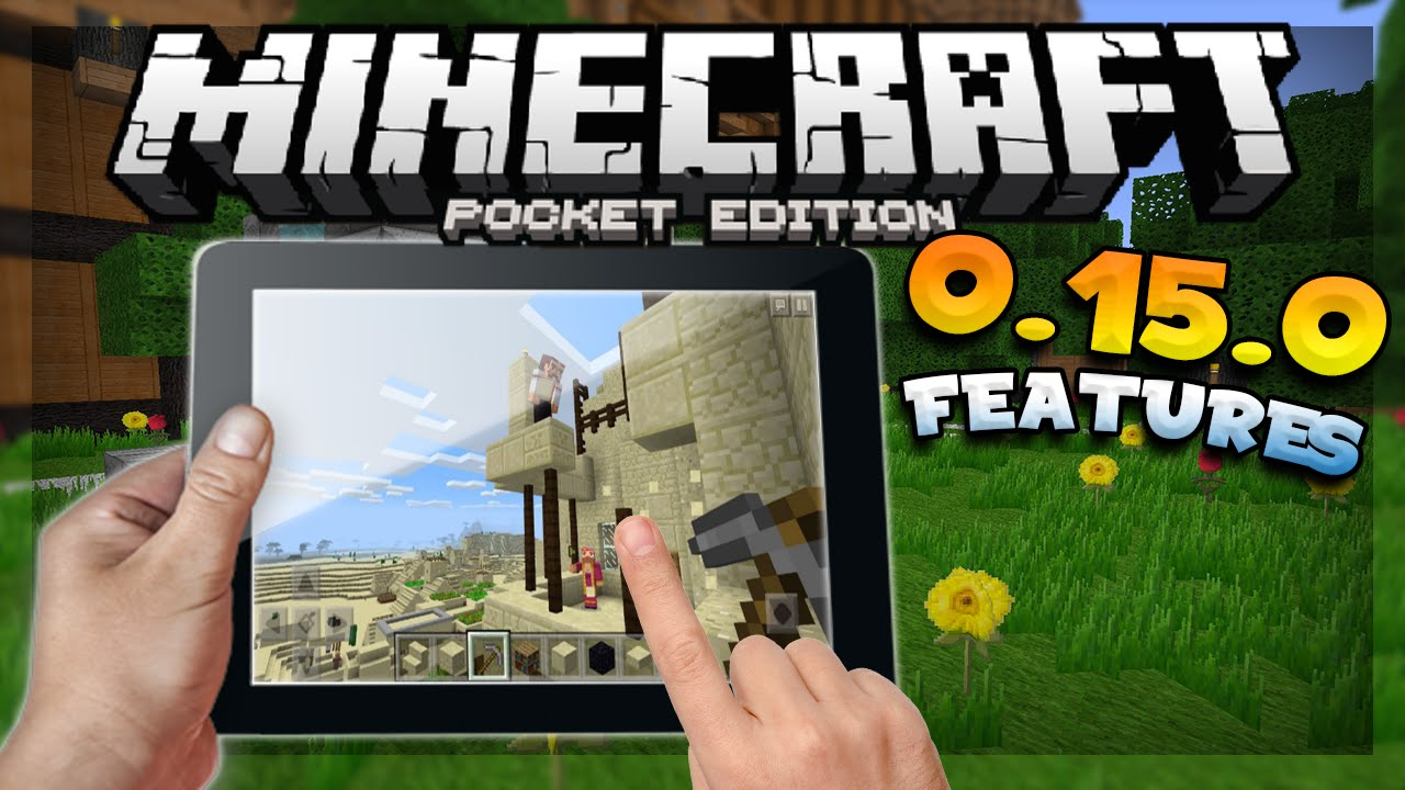 Minecraft Pocket Edition Latest News