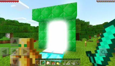 Minecraft: Pocket Edition Update
