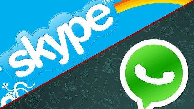 Whatsapp Vs Skype Security