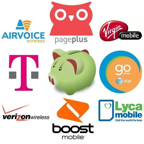 U.S. Prepaid Phone Plans