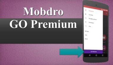 Mobdro Premium Full Version