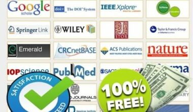 Paid Scientific Articles For Free
