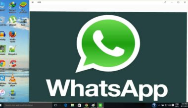 WhatsApp for Windows 10 Download