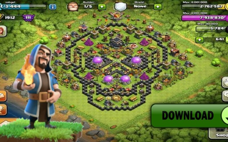 Clash Of Clans Download Latest Full Version
