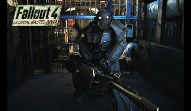 Fallout 4's Upcoming Update