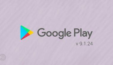 Google Play Store Latest APK Update