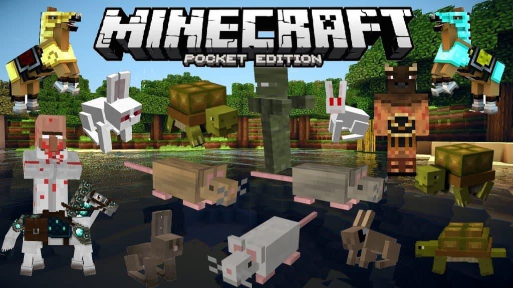Minecraft: Pocket Edition Free APK Download