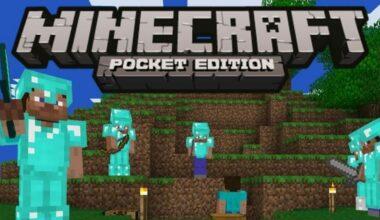 Minecraft Pocket Edition Latest Update