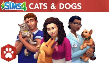 Sims 4 Upcoming Expansion for PS4