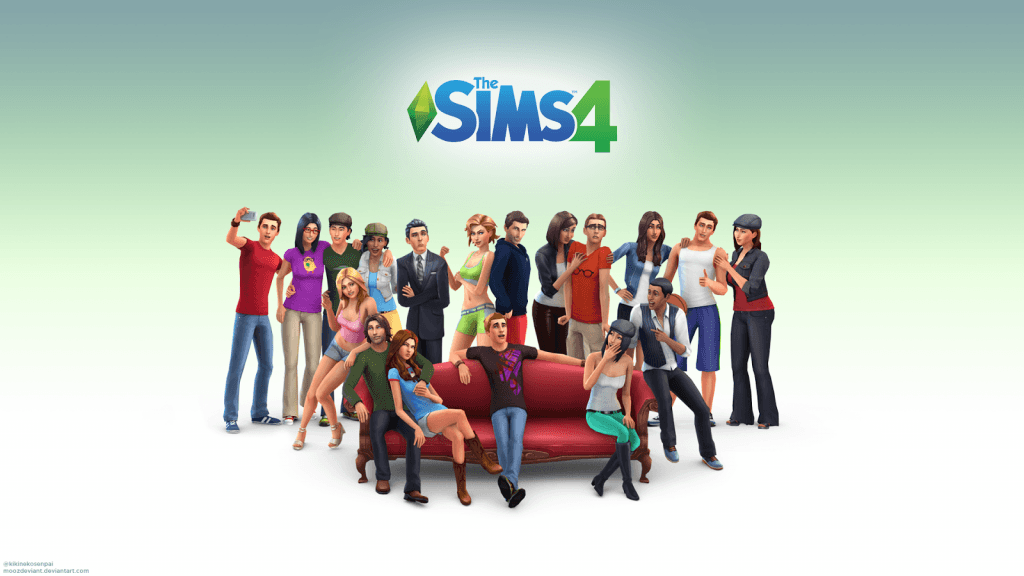 The Sims 4 Latest Update for April 2018