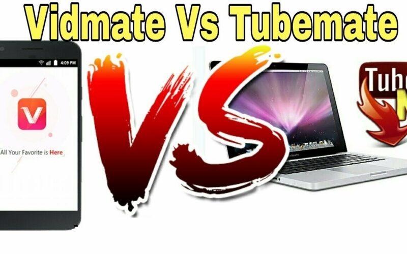 VidMate vs Videoder vs TubeMate