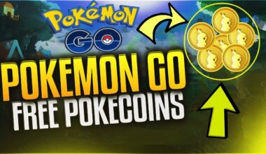 Can you get free PokeCoins in March 2018 for Pokemon GO