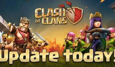 Clash of Clans Latest Update and Download for April 2018