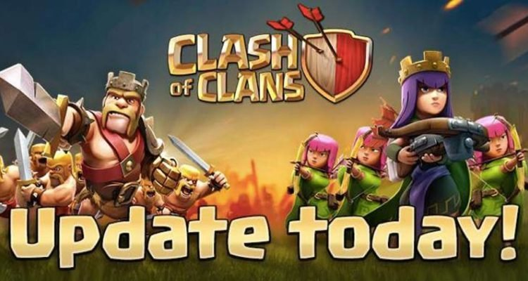 Clash Of Clans Latest Update And Download For April 2018 ...