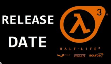 Half Life 3 Release Date In April 2018