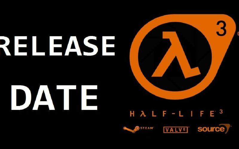 Half Life 3 Release Date In April 2018