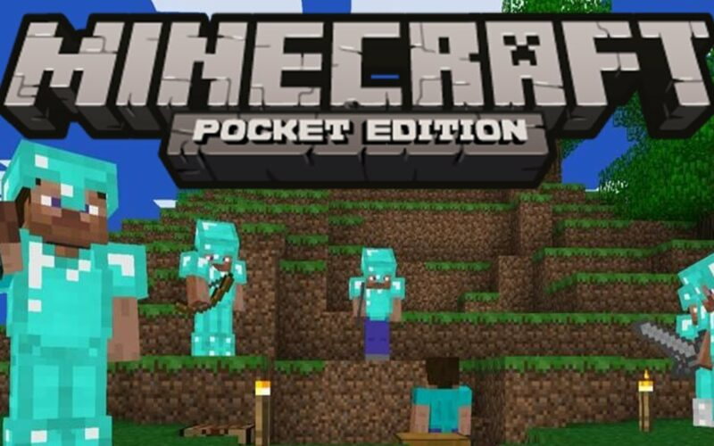 Minecraft: Pocket Edition Update and Download for April 2018