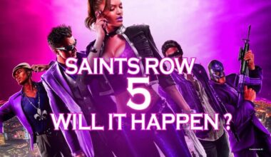 Saints Row 5 - April 2018