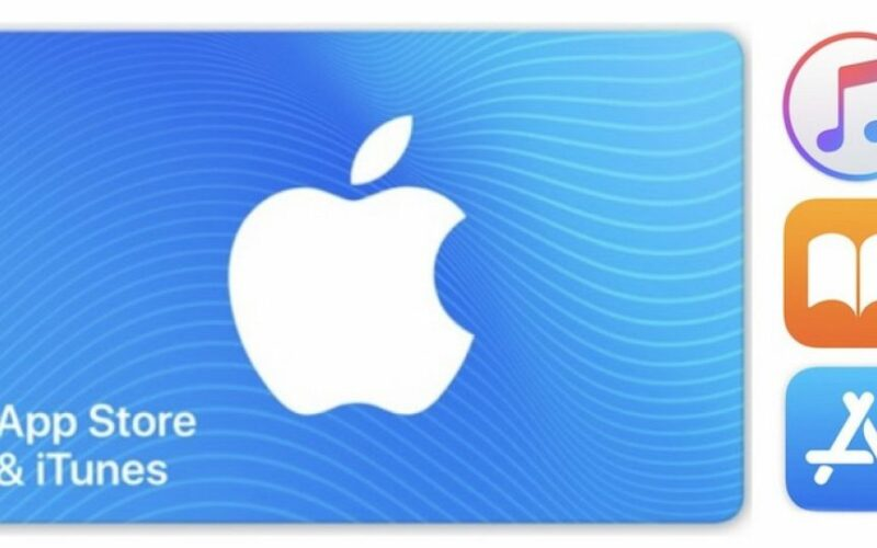 Spend iTunes Gift Card on Amazon April 2018