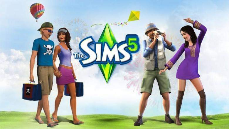 The Sims 5 - April 2018