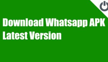WhatsApp APK Official Version Download for May 2018
