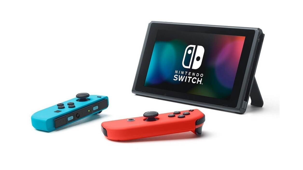 Nintendo's hottest console right now: Nintendo Switch